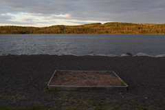Porter's Lake, NS (Avard Woolaver) Tags: life camping light sunset summer lake canada colour topf25 landscape photo flickr novascotia image creativecommons canondslr sandbox 2012 digitalimage hrm july20 williameggleston contemporarylandscape sociallandscape porterslake topf25faves canoneos60d porterslakeprovincialpark avardwoolaver avardwoolaverphoto startcafe2012