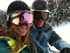 duncan and juliana on lift