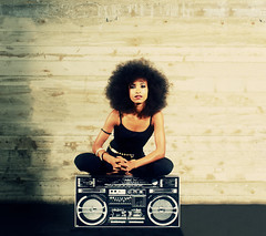 8 Esperanza Spalding Photo By Sandrine Lee Courtesy of Montuno_8x10