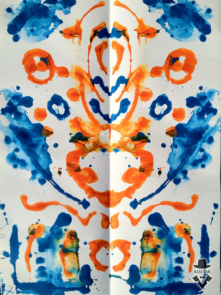 rorschach research paper Perception is not the same as science however even with mihura's compelling research the rorschach does not have this documents similar to inkblot paper skip.