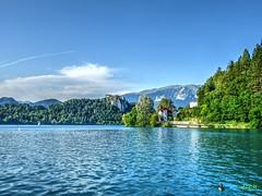 Lago de Bled (etoma/emiliogmiguez) Tags: eslovenia mygearandme mygearandmepremium mygearandmebronze mygearandmesilver lagodebled rememberthatmomentlevel1