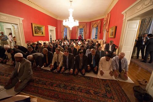 Governor Host Ramadan Reception