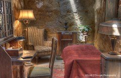 Al Capone's Jail Cell (scottnj) Tags: cell explore jail esp alcapone easternstatepenitentiary explored scottnj alcaponesjailcell alphonecapone