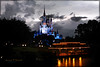 Wish Upon A Star (Ronaldo F Cabuhat) Tags: nightphotography travel vacation canon reflections photography orlando florida picture illumination magickingdom orlandoflorida cinderellacastle waltdisneyworldresort wishuponastar cabuhat