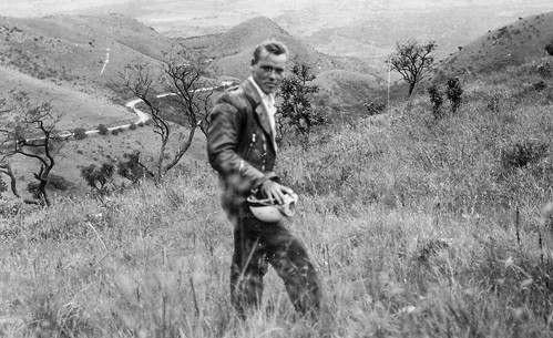 South African photographs from 1954-52