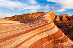 Autumn Wave (James Marvin Phelps) Tags: valleyoffire print poster photography sandstone desert lasvegas nevada ngc canvas redrock mojavedesert overton valleyoffirestatepark firewave mandj98 jmpphotography jamesmarvinphelps