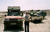On the way to Bardai, Chad (michael_jeddah) Tags: sahara desert chad toyota landcruiser homburg tibesti bardai
