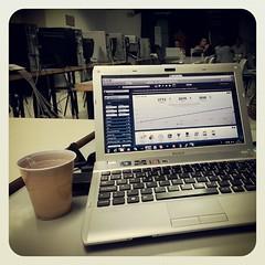Chocolate y SocialBro para el curso #redessocialesempresa