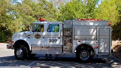 CNT Engine 307 (YFD) Tags: california usa canon fire action 911 firetruck emergency ems losgatos firedepartment wildfire santaclaracounty typeiii grassfire wildland calfire eos7d sccfd