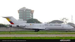Boeing 727-200 FAE-620 New Camo (aeromundomag) Tags: ecuador military transport boeing spotting guayaquil fae 727 b727 boeing727200 fuerzaaereaecuatoriana ecuadorianairforce josejoaquindeolmedo aeromundo fae620 aladetransporte