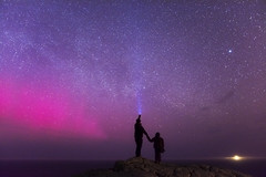 'Moments' (Ronan.McLaughlin) Tags: ireland way nikon head sigma aurora nightsky milky donegal auroraborealis malin milkyway inishowen d7100 internationaldarkskies sigma1835f18