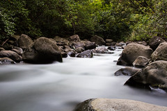 River-like peace (adine-) Tags: mountain motion nature water beautiful canon river photography hawaii amazing rocks stream long exposure paradise peaceful maui filter iao 7d nd breakthrough 2470mm