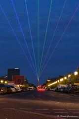 Global Rainbow 002 (Frank Guschmann) Tags: nikon laser siegessule laserprojektion d7100 yvettemattern globalrainbow frankguschmann nikond7100