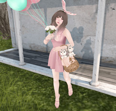 Kawaii Project + Whimsical + CCB Preview (hump muffin) Tags: life pink flowers roses party cats white cute home girl fashion balloons blog basket dress wordpress events avatar mint blues kittens clothes sl secondlife kawaii blogging second nyu muffin angelica hump mellow zenith mignon belleepoque on9 siratama essenz scarletcreative fashionblogging naminoke ifttt collabor88 fameshed kawaiiproject creatorscollectionbox sanarae
