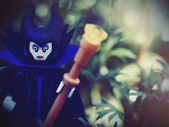 Maleficient [19/52] (Jam-Gloom) Tags: macro cute garden toy miniatures miniature lego olympus disney mickey mickeymouse dreamy 28 heroes 60mm figurine donaldduck sleepingbeauty incredibles mrincredible villians 60mm28 52weeks toyphotography maleficient legomodel project52 52weekproject series16 toyography 60mmmacro28 legofig legodisney olympusuk legofigurine olympusomd olympusomdem5 legoseries16 legorine