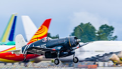 Pick a tail (dschultz742) Tags: nikon airplanes sigma painefield aviationday d810 nikonsigma 05212016 1945goodyearfg1dcorsair