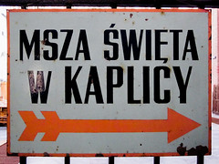 Wrocaw (isoglosse) Tags: sign poland polska schild polen sansserif wrocaw breslau znak ogonek kreska