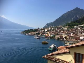 Limone sul Garda. Lago di Garda, Italia.