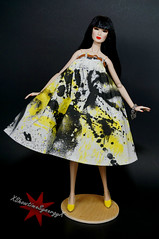 McQueen No. 13 (XShowtimeSynergyX) Tags: doll alexandermcqueen integritytoys colorinfusion subjecti