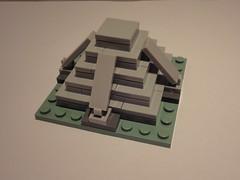 El Castillo (Memmla) Tags: lego micro elcastillo