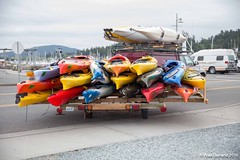 Small Kayak hauling at Break Free PNW 2016 photo by Alex Garland img_3602 (Backbone Campaign) Tags: water justice washington energy kayak break action politics protest creative paddle shell free social demonstration oil change wa environment activism anacortes campaign pnw refinery climatechange climate tesoro artful backbone renewable refineries 2016 kayaktivist kayaktivism breakfreepnw