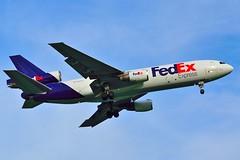 DSC_0944 (2)_226 (thokaty) Tags: connecticut aviation fedex hartford dc10 trijet planespotting bdl