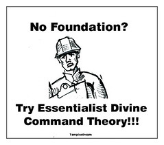 Meme - No Foundation Without God (Templestream) Tags: building truth christ god drawing quote good jesus philosophy ethics christian foundation messiah memes existence values atheist logic funnypictures objective relativism funnysaying designmeme williamlanecraig manwithclipboard newcartoons christianmemes bestmemes newmemes manwithconstructionhat philosophymeme atheistmemes apologeticmemes truthmemes