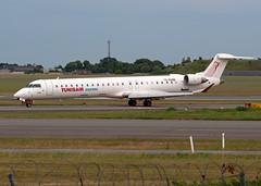 TS-ISA CRJ-900ER (Irish251) Tags: copenhagen denmark airport air tunis express cph danmark crj kastrup ekch crj900er tsisa