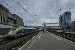 Eurostar E320 Siemens Velaro 4014 - 4013 in station Arnhem Centraal 14-06-2016 (marcelwijers) Tags: station eurostar arnhem siemens 4014 centraal e320 4013 velaro 14062016