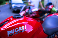Ducati Monster 1200S tank (Sugar Imagery) Tags: monster motorcycle ducati 1200s supernaked