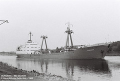 HUNGARIA (6823650) (001-00.00.1968) (HWDKI) Tags: hungaria imo 6823650 schiff ship vessel hanswilhelmdelfs delfs kiel nordostseekanal nok kielcanal generalcargoship frachter frachtschiff