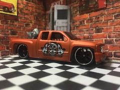 Chevy Silverado (FNK78) Tags: pickup chevy hotwheels silverado