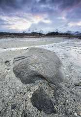 """The rock"" (Ronny rbekk - http://arcticphotography.no) Tags: specland flickrsbest arctic norway norge nordnorge norwegen ronnyrbekk ronnyrbekkphotography harstad troms northernnorway landscape norwegian norsk norwegianphotographer fotograf visipix nikon iamnikon nikonphotography nikonafsnikkor1424mmf28ged"