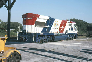 SCL 1776 on display, 1976
