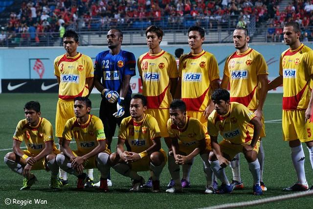 The Selangor Team.