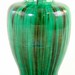164. Antique Malachite Glaze Vase