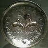 SC_Plate (Silver+Gilt), 7th century CE (Iran Sasanian period)