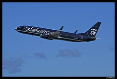 Alaska Airlines - Boeing 737-890 - N548AS (uh1hhuey) Tags: alaskaairlines klax n548as boeing737890