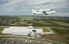 Space Shuttle Discovery DC Fly-Over (201204170011HQ) (NASA HQ PHOTO) Tags: usa virginia nasa va discovery spaceshuttle chantilly stevenfudvarhazycenter robertmarkowitz 747shuttlecarrieraircraftsca