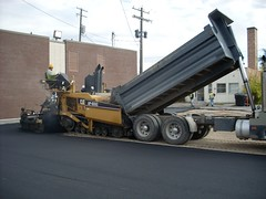 Commercial Asphalt Paving (TributeMedia) Tags: road photography parkinglot boise paving asphalt pavementrepair