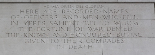 Ypres Menin Gate - ANZAC Day 25 April 2012 - 11