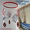 Diy Origami Baby Mobile