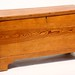 139. Antique Pine Blanket Chest