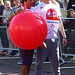 Fatima Whitbread and Tyger Drew-Honey Sainsbury's Sport Relief Mile 2012 - London