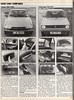 Citroen GSA Pallas - Vauxhall Astra GL - Volkswagen Golf GLS & Volvo 345 Group Road Test 1980 (6)