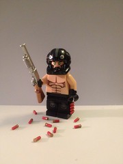 Apocalyptic Resistance Warrior (Brick@natomy) Tags: soldier war lego military apo assault custom minifigure assasin apocalytic tinytactical sidantoys gibrick