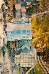 CG729 Mine Buildings (listentoreason) Tags: usa america canon newjersey model modeltrain unitedstates favorites places diorama northlandz scalemodel modelrailroad hoscale score35 ef28135mmf3556isusm hoscalemodelrailroad