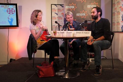 Tea Time Talk with Emma Davie, Colin Monie and Simon El-Habre