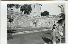 1962. (elinor04 thanks for 25,000,000+ views!) Tags: family boy woman castle girl fashion kids vintage children photo 60s hungary district hill budapest wear collection 1960s 1962 elegance vintagefamilyphotocollection elinorsvintagefamilyphotocollection hungariancollection photoelinors