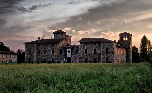 Castello di Cavernago - Cavernago's Castle